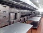 长期高价 回收酒楼厨具 二手空调 发电机 商场设备