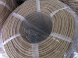 挤塑加工塑料异型材 PVC藤条 实心条圆管 PVC挤出型材