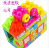 节节高积木 宝宝婴幼儿童益智积木 塑料乐高式早教玩具批发0-3岁