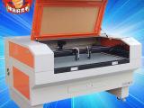 供应恒好皮革料激光切割机/皮革激光雕刻机/激光雕刻切割机!