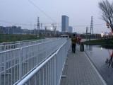 交通电力燃气水利道路抢修施工商业活动移动式隔离铁马护栏