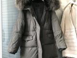 34块女装韩版热销羽绒服 款式多样 全新女装厂家批发