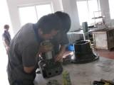 龙田液压维修大型折弯机剪板机油缸及排除机械故障