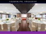 浦江游览船餐 新龙船 浦江游览包船自助餐找乐航会务策划