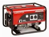 5KW泽藤本田汽油SH6500EX发电机