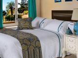 五星级酒店布草床上用品  新款靠背枕 抱枕芯 床尾巾 抱枕  床