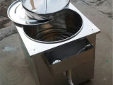 创业项目蒸汽式小型凉皮机 圆形凉皮机 不