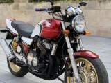进口大排量四缸摩托 进口大排量4缸跑车 CB400出售