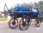 山东农用四轮打药机 自走式打药机 植保机生产厂家