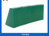 种植盒厂家直销 绿色立体T型种植盒加工定制 大棚种植叶菜种植盒