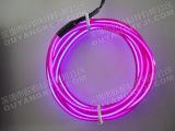 EL发光线 直径4.3毫米紫色 冷光源 新型光源 线形光 超越L