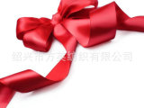 生产供应红色蝴蝶结缎带丝带