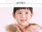 童装女童秋冬装外套新款儿童中长款风衣