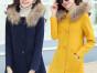 冬季韩版女装批发厂家直销最好卖时尚女装连衣裙 外套批发网