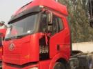 解放J6--350,2012底跑车4年7万公里11.8万