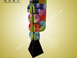 厂家直销圆珠笔促销展架袜子促销纸货架纸展架