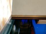 鱼缸急转1米8带底柜