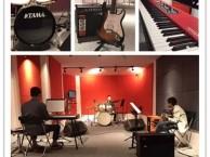 天河岗顶专业架子鼓,流行钢琴,电吉他培训