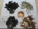 大量生产  天然彩色岩片