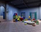 幼儿园装修设计时,应时刻站在孩子的角度