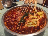 特色烤面筋烤串那培训 学炸鸡排鸡叉骨小吃去哪 凉皮冷面冷锅串