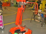 厂家手动移载机单臂吊气动平衡器搬运移动式助力机械手