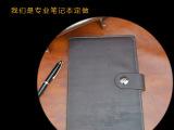 2015新款高档办公A5平装笔记本厂家订做仿皮PU商务记事本定制