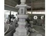 源頭廠家天然石雕燈 手工打造仿古石燈籠定制