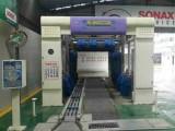 日森隧道式洗車機5-14刷自帶吹干不用擦干