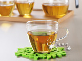 供应玻璃茶具、单层小型咖啡杯手工玻璃杯质量保证、量大从优