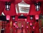 太原市专业中式古典婚礼策划 中式花轿