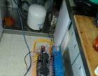 地暖清洗保养打压更换分水器