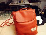 猫猫包袋2012新款包休闲复古可爱纯色水桶包单肩包女包