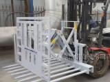推出器叉车推出器圆杆推出器袋装货物搬运推出器货物装车推进器