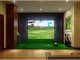 高爾夫模擬器較大的優勢就是性價比比較高很有優勢的