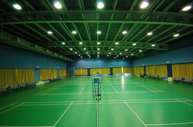 唐山羽毛球场运动地板