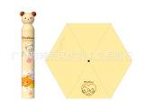 卡通轻松熊/米奇/维尼/KT/叮当/熊猫时尚儿童雨伞 遮阳防晒创