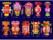 陕西灯笼制作想买好用的灯笼就来辽宁民俗学会花灯文化公会