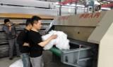 再生棉专用梳理机供货厂家  新型棉被做被机