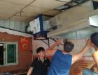 高明区商场通风换气系统安装空气净化系统安装环保检测系统
