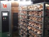 广州极速隧道式液氮速冻机液氮速冻设备速冻清远鸡文昌鸡