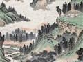 上海鉴定冯超然作品上海拍卖冯超然作品