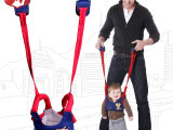 袋鼠仔仔正品 提篮式透气夏秋季 婴儿学步带 宝宝两用学行带688