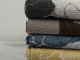 高档提花沙发布料 欧式家纺面料 优雅大牡丹窗帘/抱枕布 柯桥供应
