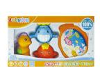 惠州恒威澳贝正品海洋沐浴套装 宝宝戏水洗澡喷水玩具463509 混批