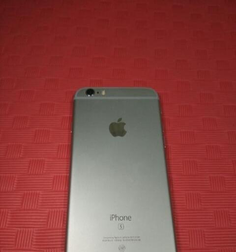 32G苹果6s转让