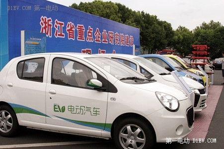 重庆知豆新能源汽车出租,吉利电动汽车出租