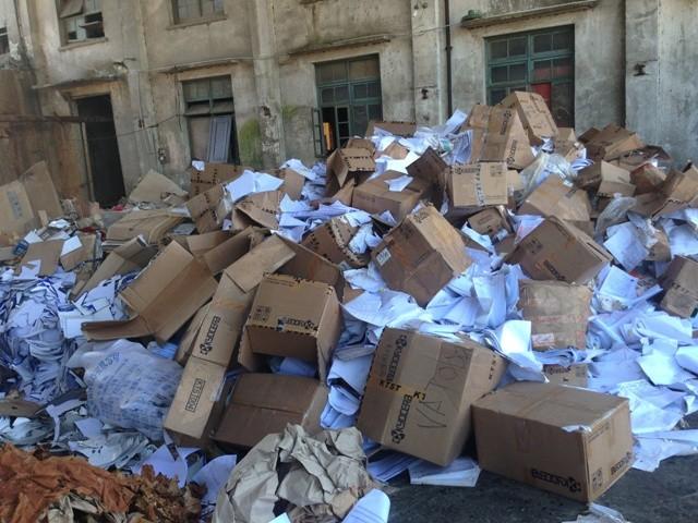 昆山企业文件纸销毁哪里找,昆山工业印刷纸张销毁公司电话