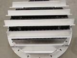塔内件生产厂家 槽盘分布器 不锈钢槽盘式气液分布器 分布器