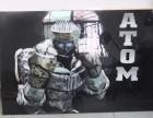 深圳汽车彩绘培训 深圳喷笔彩绘培训 手绘墙 涂鸦壁画培训